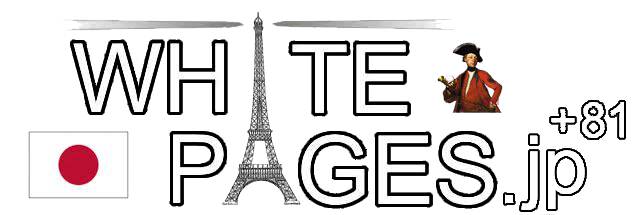 Whitepages.jp